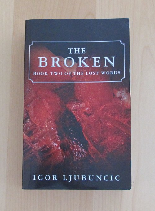 The Broken, proof 1
