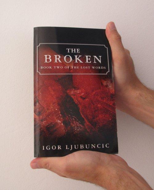 The Broken, proof 2