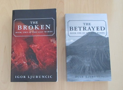 The Broken & The Betrayed, side by side