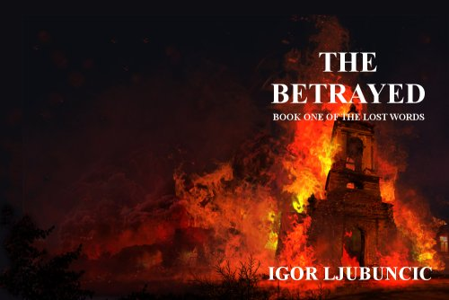 The Betrayed, new cover with text