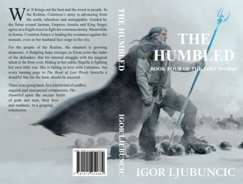 The Humbled, ready cover