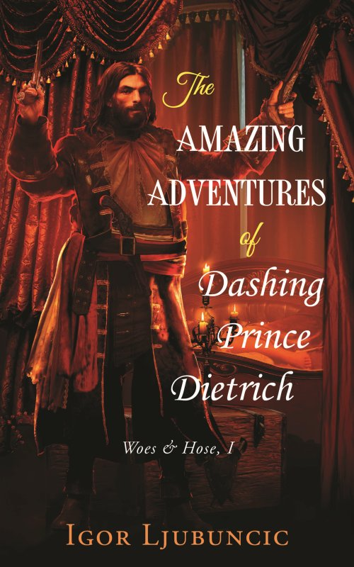 100 FREE copies of Prince Dietrich – Goodreads Kindle