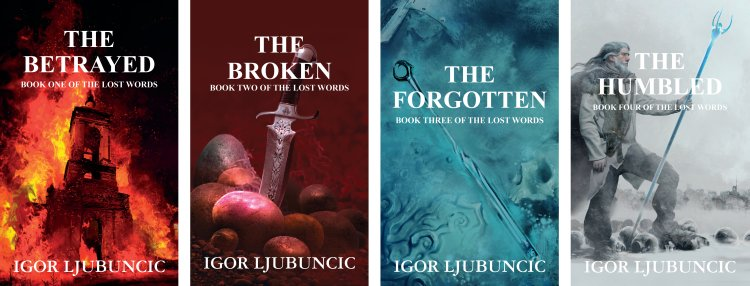 The Lost Words series